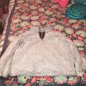 A Xs fur jacket